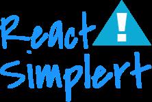 React-Simplert